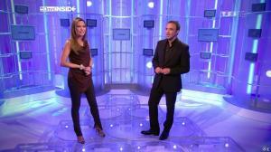 Sandrine Quétier dans 50 Minutes Inside - 23/10/10 - 14