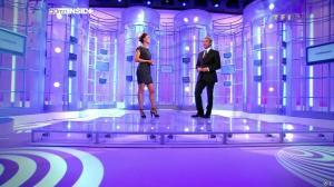 Sandrine Quétier dans 50 Minutes Inside - 25/09/10 - 04