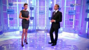 Sandrine Quétier dans 50 Minutes Inside - 25/09/10 - 06