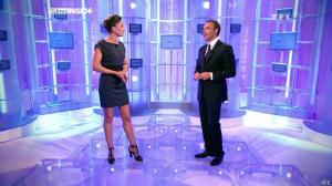Sandrine Quétier dans 50 Minutes Inside - 25/09/10 - 16