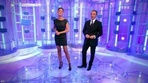 Sandrine Quétier dans 50 Minutes Inside - 25/09/10 - 18