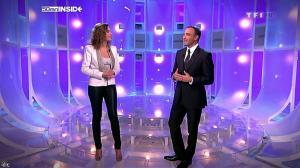 Sandrine Quétier dans 50 Minutes Inside - 26/12/09 - 04