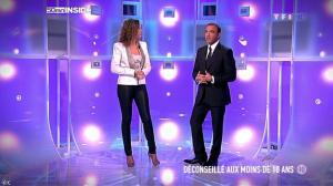 Sandrine Quétier dans 50 Minutes Inside - 26/12/09 - 05