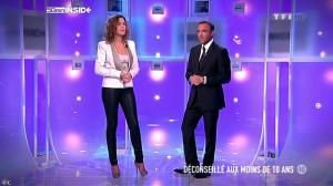 Sandrine Quétier dans 50 Minutes Inside - 26/12/09 - 06