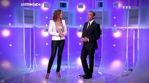 Sandrine Quétier dans 50 Minutes Inside - 26/12/09 - 07