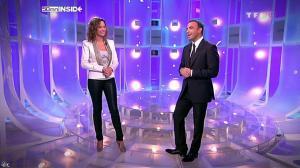 Sandrine Quétier dans 50 Minutes Inside - 26/12/09 - 10