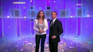 Sandrine Quétier dans 50 Minutes Inside - 26/12/09 - 13