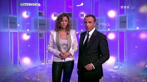 Sandrine Quétier dans 50 Minutes Inside - 26/12/09 - 14