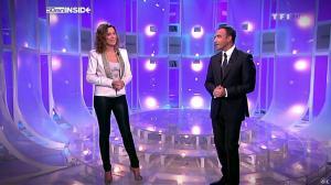 Sandrine Quétier dans 50 Minutes Inside - 26/12/09 - 17
