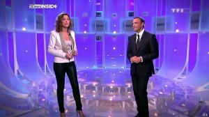Sandrine Quétier dans 50 Minutes Inside - 26/12/09 - 18
