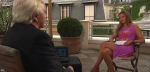 Sandrine Quétier dans 50 Minutes Inside - 28/08/10 - 12