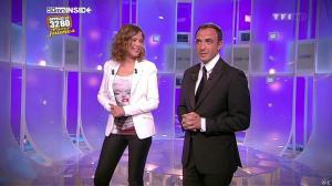 Sandrine Quétier dans 50 Minutes Inside - 30/01/10 - 01