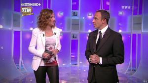 Sandrine Quétier dans 50 Minutes Inside - 30/01/10 - 02