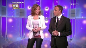 Sandrine Quétier dans 50 Minutes Inside - 30/01/10 - 03