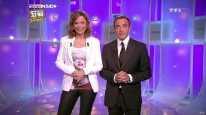 Sandrine Quétier dans 50 Minutes Inside - 30/01/10 - 04