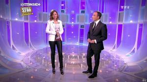 Sandrine Quétier dans 50 Minutes Inside - 30/01/10 - 07