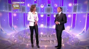 Sandrine Quétier dans 50 Minutes Inside - 30/01/10 - 08