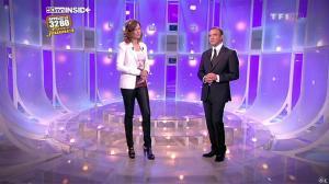 Sandrine Quétier dans 50 Minutes Inside - 30/01/10 - 09