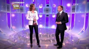 Sandrine Quétier dans 50 Minutes Inside - 30/01/10 - 10