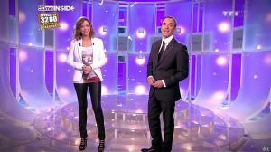 Sandrine Quétier dans 50 Minutes Inside - 30/01/10 - 13