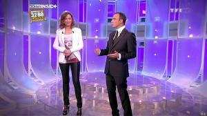 Sandrine Quétier dans 50 Minutes Inside - 30/01/10 - 14