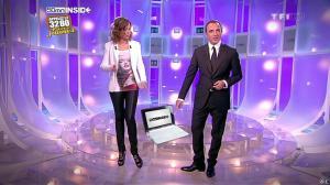 Sandrine Quétier dans 50 Minutes Inside - 30/01/10 - 15