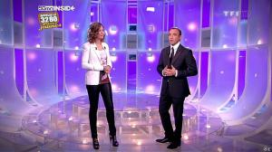 Sandrine Quétier dans 50 Minutes Inside - 30/01/10 - 16