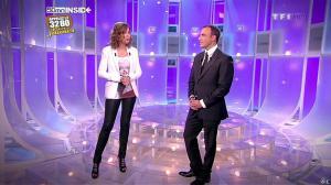 Sandrine Quétier dans 50 Minutes Inside - 30/01/10 - 17