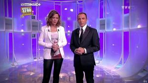 Sandrine Quétier dans 50 Minutes Inside - 30/01/10 - 18