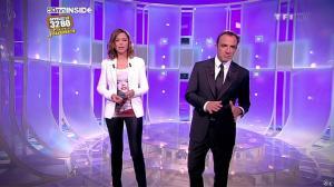 Sandrine Quétier dans 50 Minutes Inside - 30/01/10 - 19