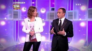 Sandrine Quétier dans 50 Minutes Inside - 30/01/10 - 21