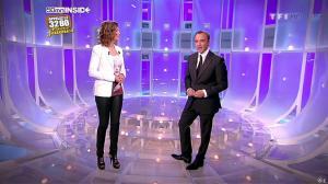 Sandrine Quétier dans 50 Minutes Inside - 30/01/10 - 22