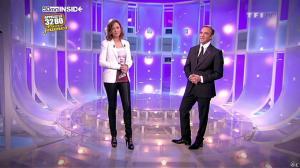 Sandrine Quétier dans 50 Minutes Inside - 30/01/10 - 23
