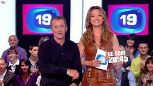 Sandrine Quétier dans Bande Annonce des 100 Plus Grands - 28/08/10 - 02