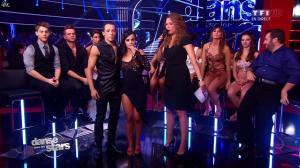 Sandrine Quétier dans Danse avec les Stars - 02/11/13 - 02