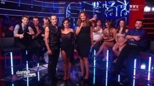 Sandrine Quétier dans Danse avec les Stars - 02/11/13 - 04
