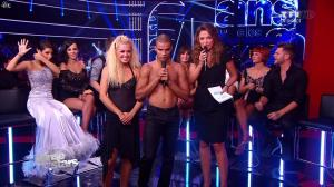 Sandrine Quétier dans Danse avec les Stars - 02/11/13 - 05