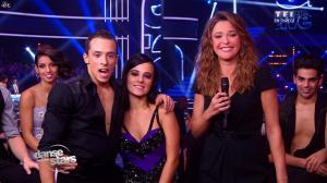 Sandrine Quétier dans Danse avec les Stars - 02/11/13 - 08