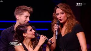 Sandrine Quétier dans Danse avec les Stars - 02/11/13 - 12
