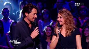 Sandrine Quétier dans Danse avec les Stars - 02/11/13 - 14