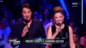 Sandrine Quétier dans Danse avec les Stars - 16/11/13 - 05