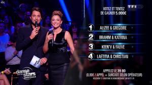 Sandrine Quétier dans Danse avec les Stars - 16/11/13 - 06