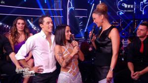 Sandrine Quétier dans Danse avec les Stars - 16/11/13 - 09