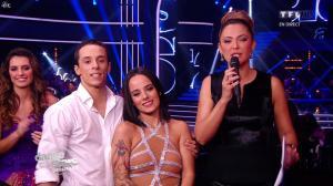 Sandrine Quétier dans Danse avec les Stars - 16/11/13 - 10