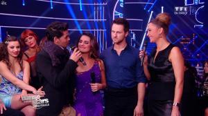 Sandrine Quétier dans Danse avec les Stars - 16/11/13 - 16