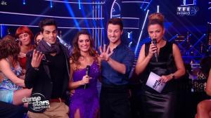 Sandrine Quétier dans Danse avec les Stars - 16/11/13 - 17