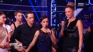 Sandrine Quétier dans Danse avec les Stars - 16/11/13 - 19