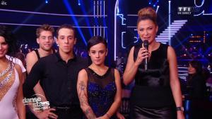Sandrine Quétier dans Danse avec les Stars - 16/11/13 - 21