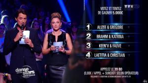 Sandrine Quétier dans Danse avec les Stars - 16/11/13 - 36