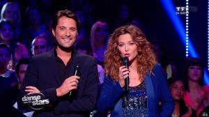 Sandrine Quétier dans Danse avec les Stars - 26/10/13 - 08